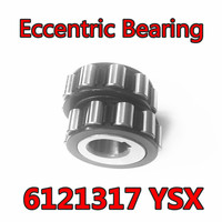 2019 Time limited Real Steel Rolamentos Thrust Bearing Double Row Bearing 6121317 Ysx