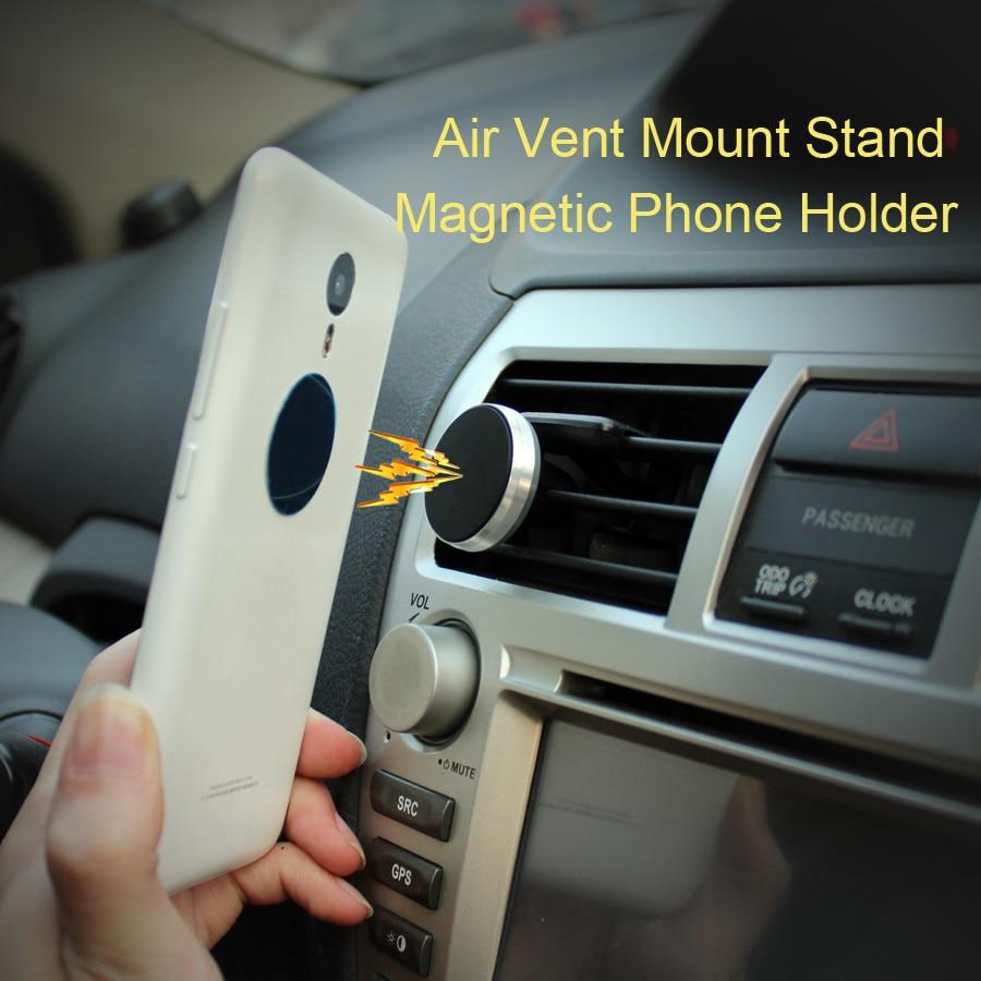 ESVNE Universal Dudukan Telepon Magnetik Ventilasi udara Gunung - Aksesori dan suku cadang ponsel - Foto 4