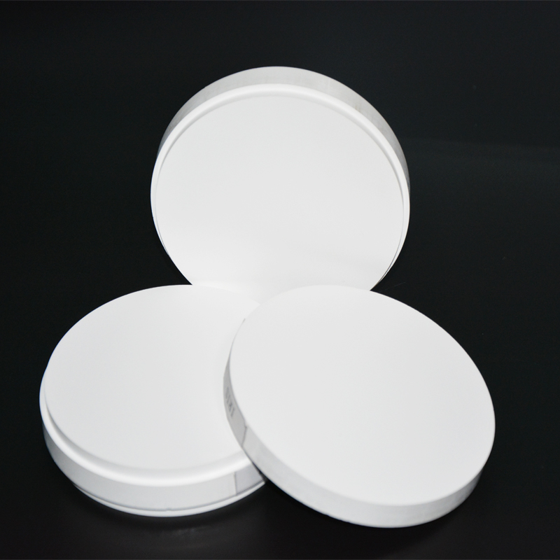 1 Pieces OD98*18mm~25mm HT ST Dental Zirconia Block Zirconium Ceramic Blocks For Milling System To Make Porcelain Teeth1 Pieces OD98*18mm~25mm HT ST Dental Zirconia Block Zirconium Ceramic Blocks For Milling System To Make Porcelain Teeth