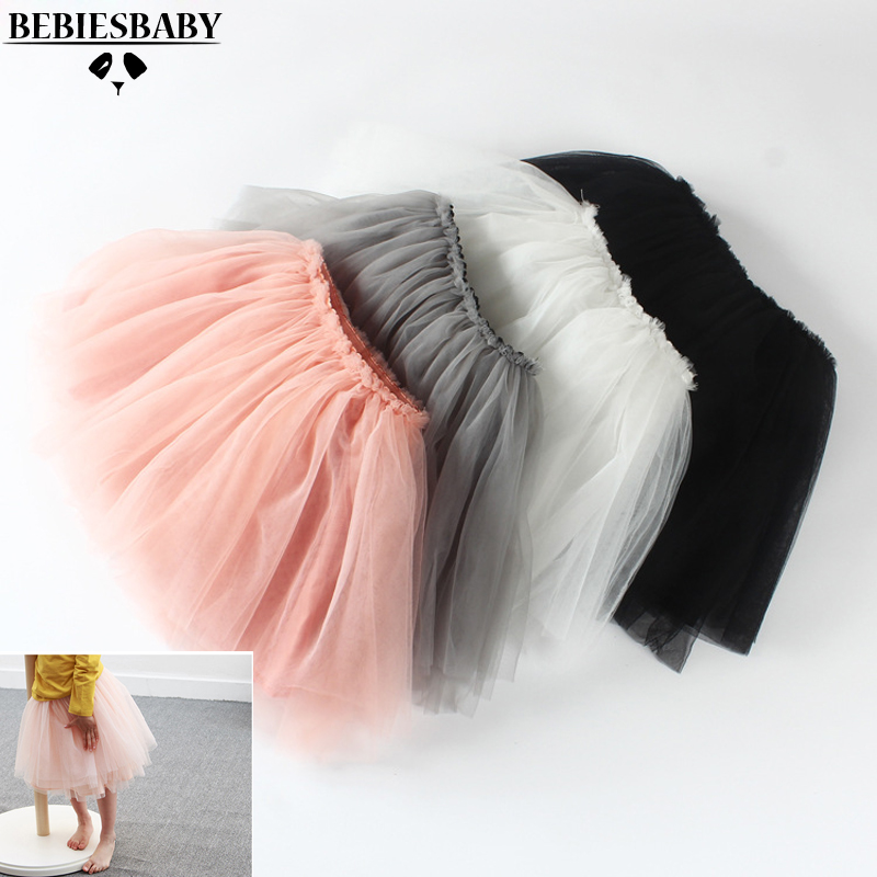 Baby Tutu dresses for girls ballet 2016 Winter Pink White 1st birthday tutu dresses for girls Kids Party Dress 1-3 Years