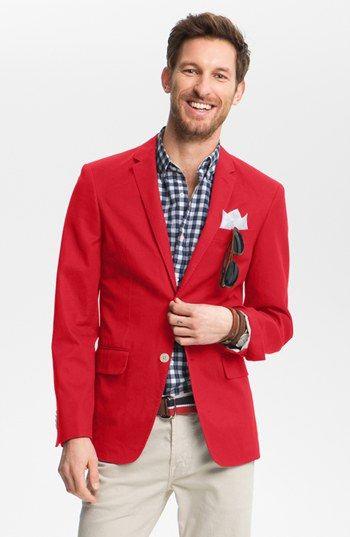 Online Get Cheap Linen Casual Blazer Red for Men -Aliexpress.com ...