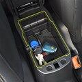 Para jeep renegade 2015-2017 caja de almacenamiento central de los apoyabrazos bandeja titular de contenedores organizador del coche accesorios car styling