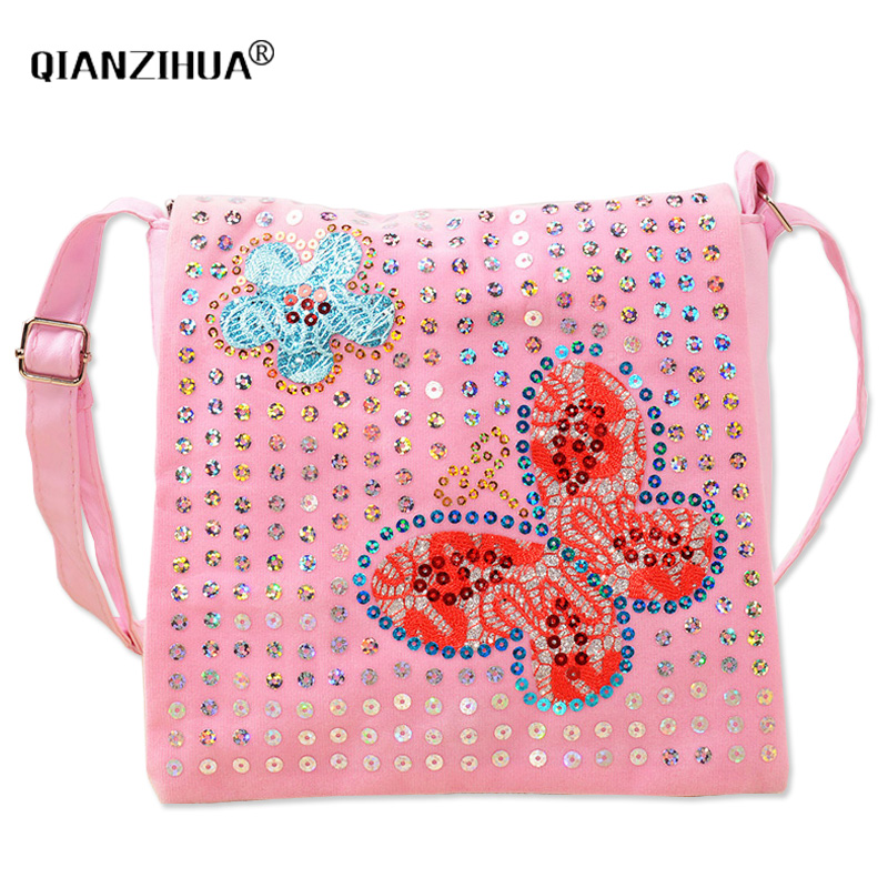 Kids Children Mini Flap butterfly Cross Body Bag PU Leather Shoulder Bags for baby girls colorful satchel bag messenger bagKids Children Mini Flap butterfly Cross Body Bag PU Leather Shoulder Bags for baby girls colorful satchel bag messenger bag