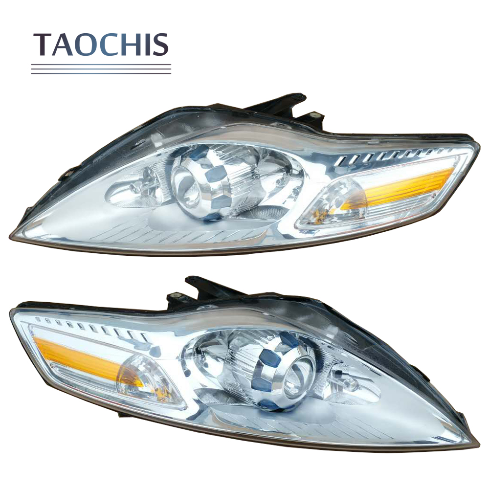 TAOCHIS custom Modified Headlamp for Frod Mondeo Head Lamp Assembly Car styling HID bi xenon projector lens