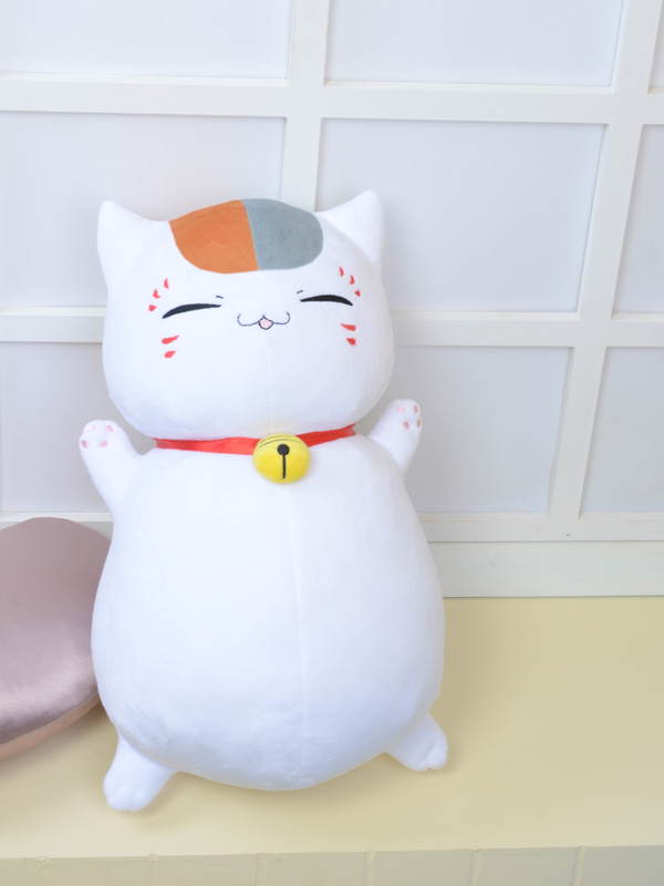 Natsume's Book of Friends Madara Cosplay Cat Plush Doll mp003025