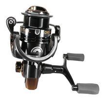 7.1:1 High Speed Ratio Spinning Reel Squid Fishing Reel Metal Body Spool Left Right Handle Fishing Spinning Wheel 5+1BB 12 1bb 5 2 1 full metal spinning fishing reel super amg3000