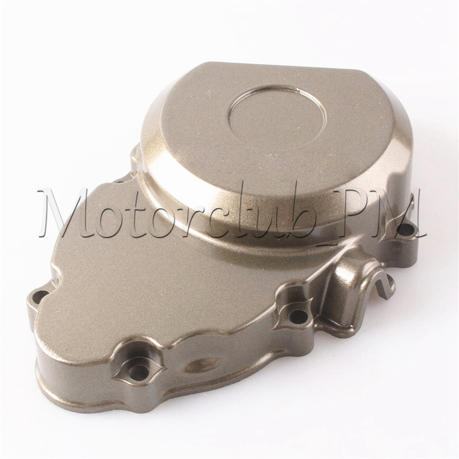 High Quality Engine Stator Crank Case Cover Crankcase For Honda CBR400RR NC29 1991-1997 1992 93 94 1996 Brown stator engine crank case generator cover crankcase for honda cbr 400 rr nc29 1991 1997 cnc aluminum alloy brown