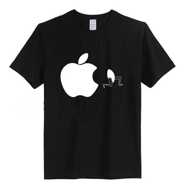 Android T Shirt Creative Men And Women spoof Funny T-shirt Nifty Cool New Short Tee hipster Style Men Casual Clothing 4