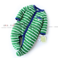 New Arrival Baby Striped Rompers Jumpsuit Long Sleeve Spring And Autumn Newborn Children S Clothing Infant