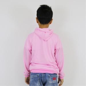 Image 4 - 2Pcs ילדי מכסחי השדים בגדי בני בנות ברדס סווטשירט הרמון מכנסיים ילדים להאריך ימים יותר ספורט חליפת חליפת ריצה