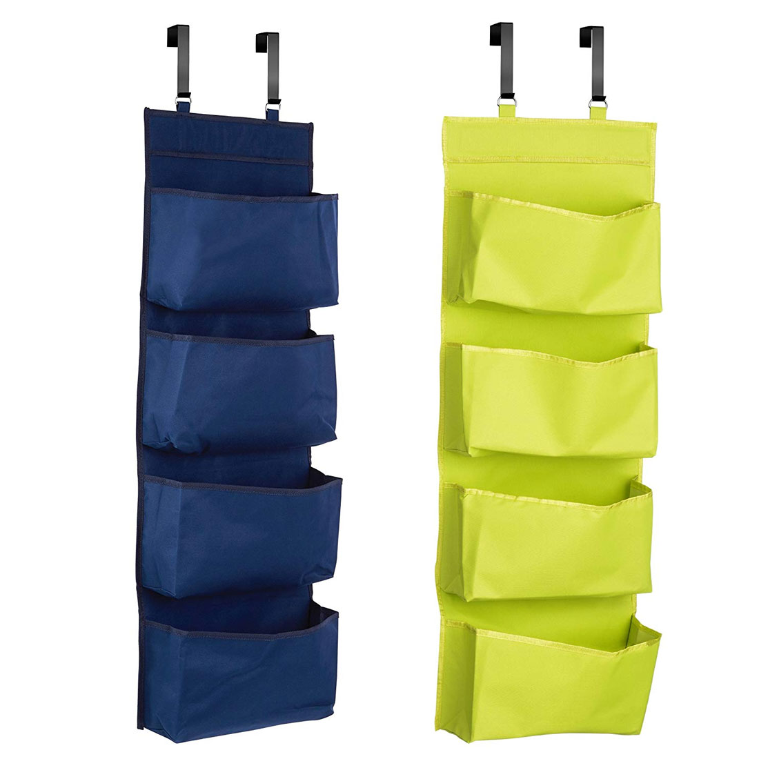 4 Grids Wall Hanging Organizer Storage Bag Containing Toys Decor Pocket Pouch Home Decor Hanging Bag