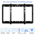 Slim LCD LED Plasma TV Wall Mount Bracket 26~42 Inch Max VESA 400*300mm Super Strong 110lbs Weight Capacity