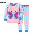 Promotion Price Autumn Children Clothing Sets Girl Cotton Casual Long Sleeve Top+Pants Trousers Home Wear Pajamas Girl Clothes