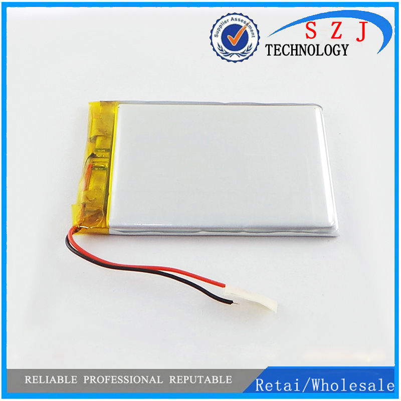 Universal inner 3000mah 3.7V Battery For 7 Digma Hit 3G ht7070mg HT7071MG / Hit 4G HT7074ML Tablet Polymer li-ion Replacement power tool battery hit 25 2v 3000mah li ion dh25dal dh25dl bsl2530 328033 328034 page 2