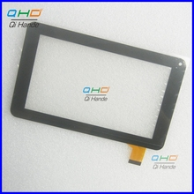 "Free shipping 1PCS New 7"" inch Tablet PC handwriting screen For samtech mid-750 Tablet PC Touch screen digitizer panel Repair"