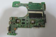Original laptop Motherboard For Asus Eee PC 1215N mainboard 1215N/VX6 system board rev 1.4 with Non-integrated graphics