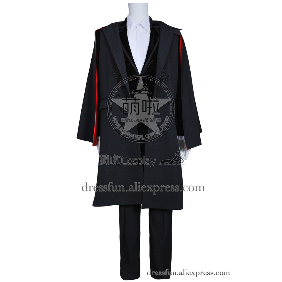 Who Doctor For The 3rd Dr Jon Pertwee Doctor Who Cosplay Costume Suit Outfit