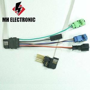 Image 2 - MH elektronik değiştirme döngü tel 8200216462 8200216459 8200480340 8200216454 Renault Megane II için 3 5 portes Megane II mola