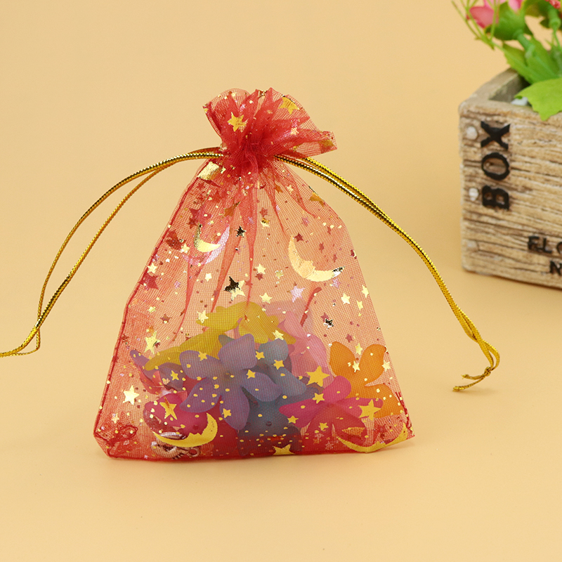 Handmade Small Gift Bag Indian Wedding Favor Party Ramadan Eid From Penandfavor On Etsy