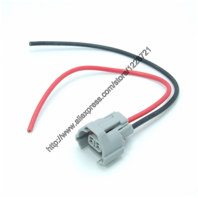1pcs nippon denso bottom slot female automotive wiring harness rh aliexpress com Ford Wiring Harness Connectors Ford Wiring Harness Connectors