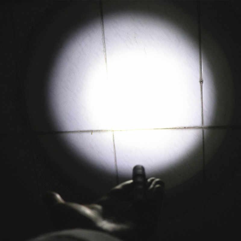 1 modelo mini portátil pequeno titular led lanterna night walking iluminação trabalho manutenção do carro tocha liga de alumínio