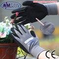 2017 NMSafety Мода Перчатки износостойкие перчатки нитриловые перчатки, работа механик нефти перчатки