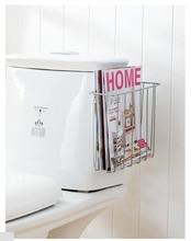 Storage Rack Finishing Frame Toilet Rack Wall Magazine Rack Magazine Shelf  SH19101113