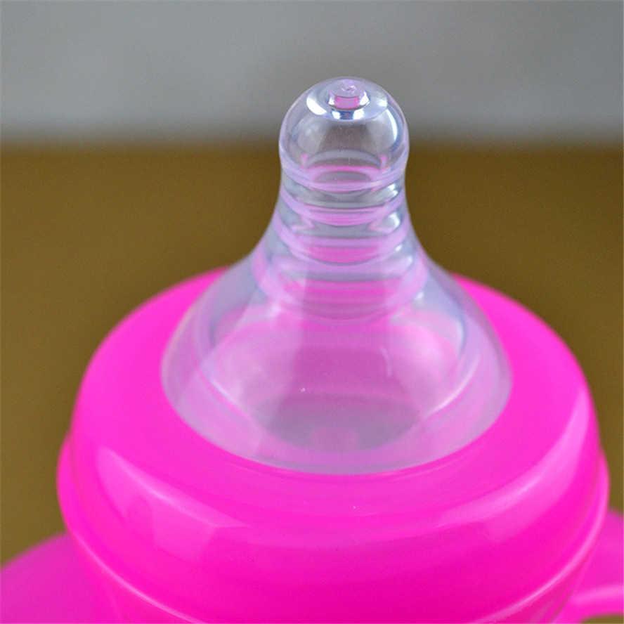 ซิลิโคนเด็กทารกจุกนมหลอก-suckers Pacifier ทารกแรกเกิดขวดหัวนมขนาดกว้างเต้านมจุกนมเด็กทารกปากขวดกว้าง