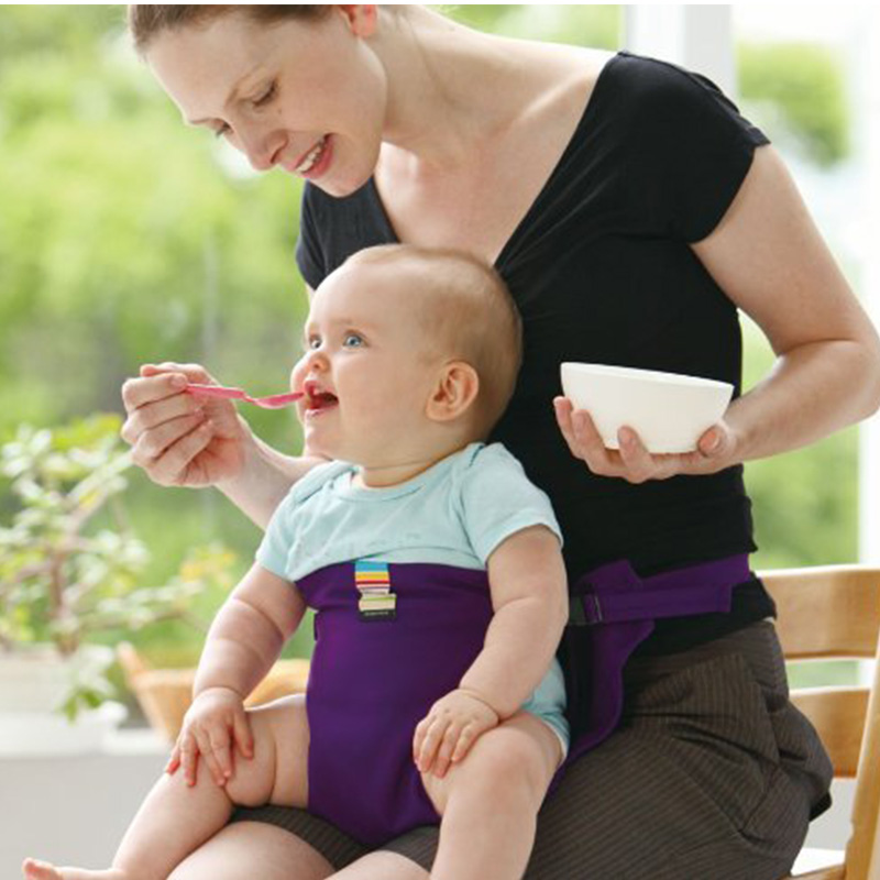 Baby Eating Safety Belt Baby chair belts Child Seat Belt Portable Dining Chair High Chair Dining Eat Feeding Infant Seat