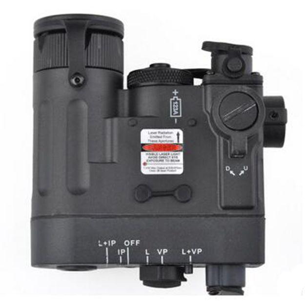 Jachtelement Tactical Flashlight DBAL-D2 IR-laser en Led-zaklamp - Jacht - Foto 4