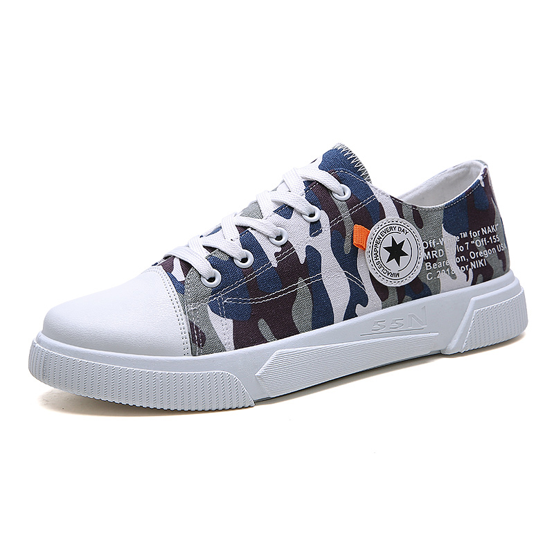 New Spring Summer Lightweight Sneakers Comfortable Sneakers Canvas sneakers Mens Shoes Sport Trainers White Breathable Soft 7D19