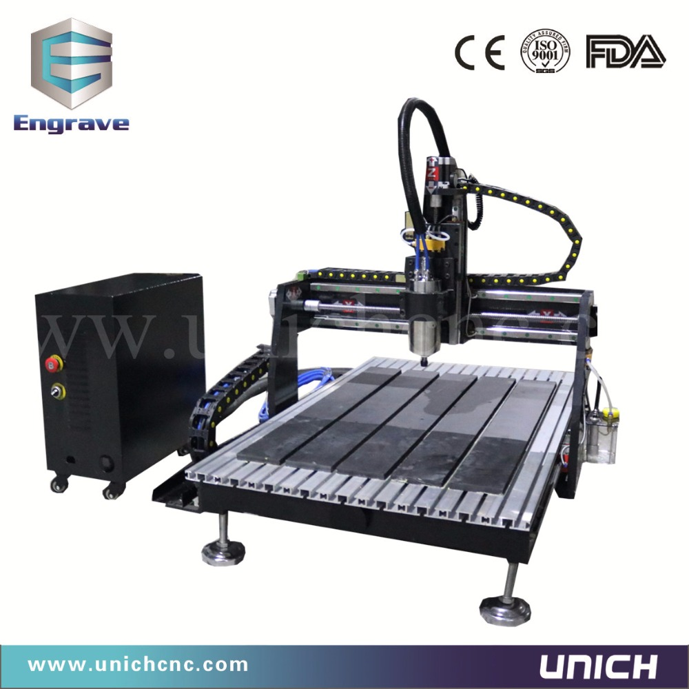 High Steady Cost Effective Wood cutting mini cnc machine milling chinese cost effective 600x900mm mini engraving machine