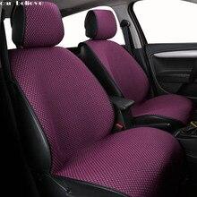 купить Car Believe car seat cover For seat ibiza leon 2 fr altea ateca accessories covers for vehicle seat по цене 4619.87 рублей