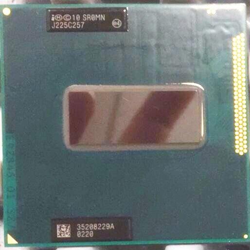 Intel Laptop Cpu I7 3610qm Laptop Cpu 2.3Ghz To 3.3Ghz 8M SR0mn PGA988 Turbo Boost Support HM76 HM77 Chipset