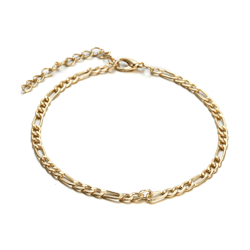 Fine Sexy Anklet Ankle Bracelet Barefoot Sandals Foot Jewelry Leg Chain On Foot For Women Fashion Jewelry