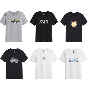 Image 3 - פיוניר מחנה mens באיכות 100% טהור כותנה T חולצות 3 חתיכות מזל חבילה מוצרים באופן אקראי לשלוח