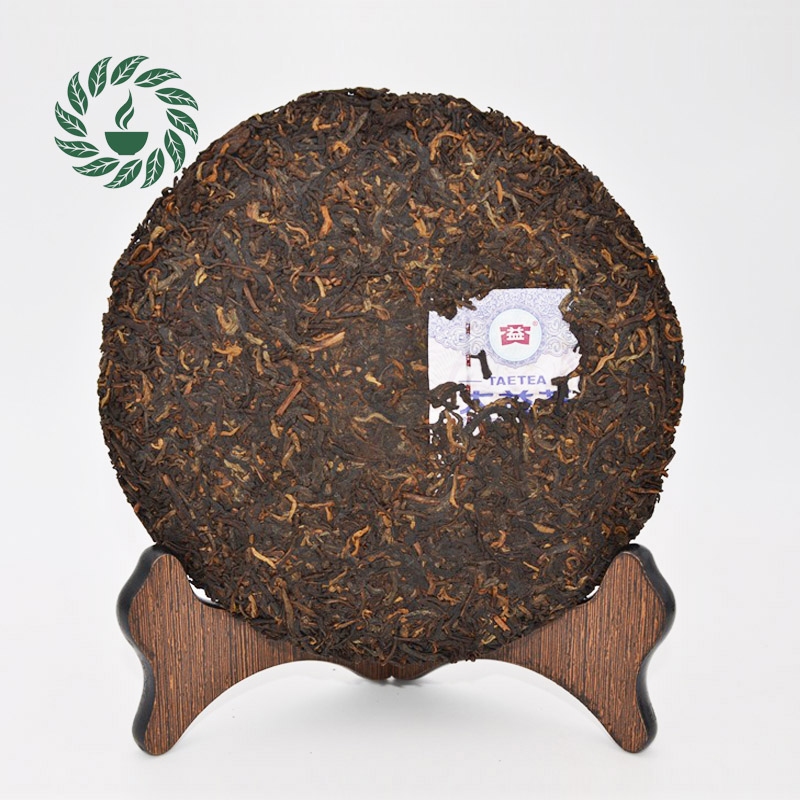 2015 yr old puer tea 357g ripe pu er Menghai chinese yunnan puerh health care food for weight loss slimming $