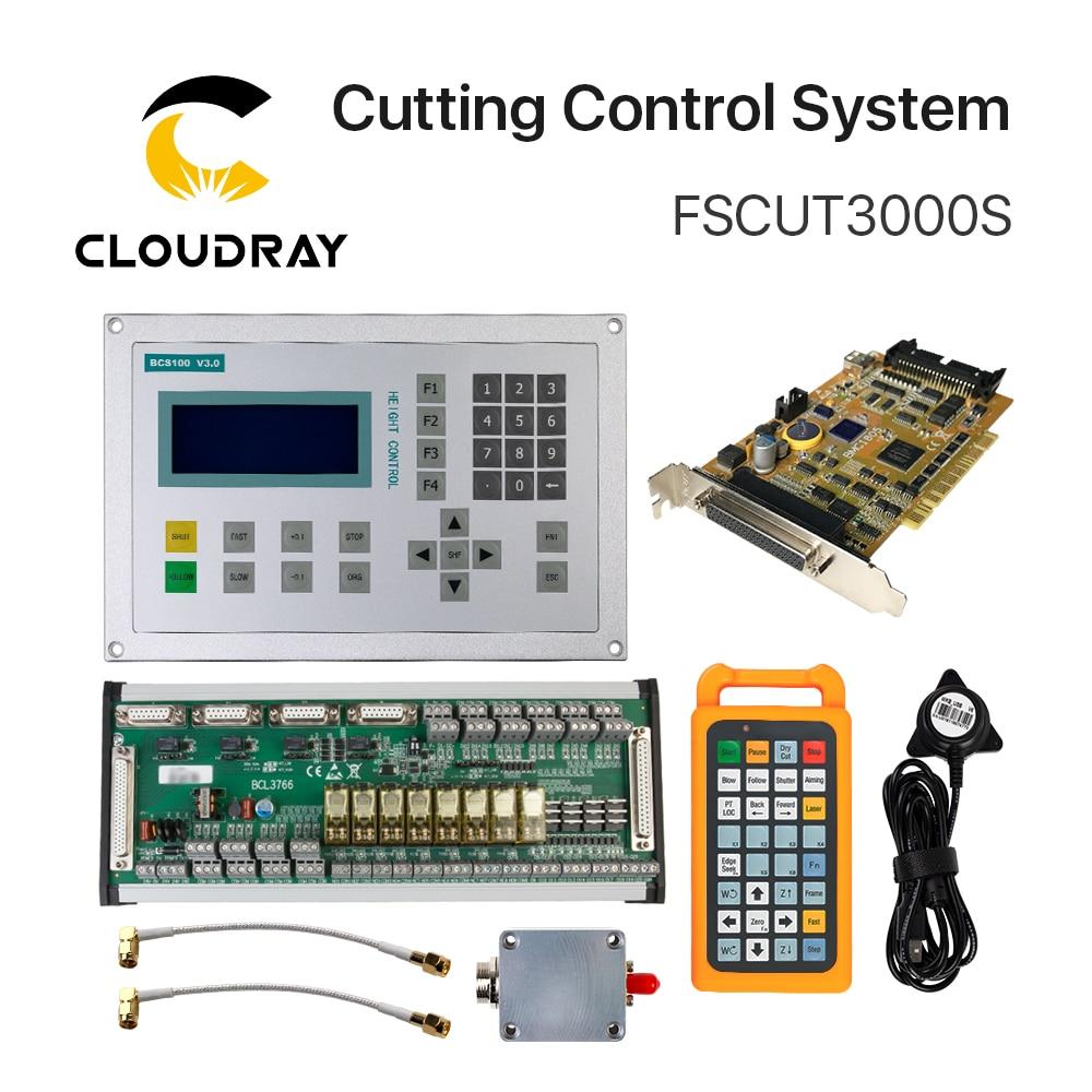 Cloudray Friendess FSCUT Laser Cutting Machine Control System FSCUT3000S For Metal Cutting