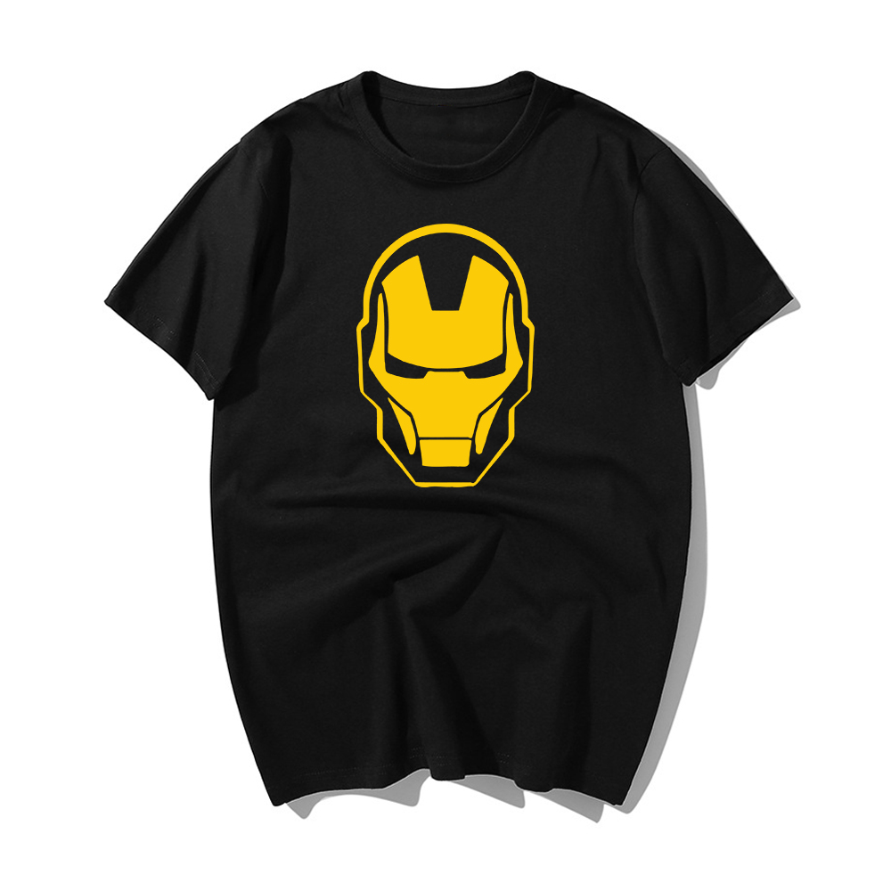 2019 Newest Marvel Avengers T Shirt Iron Man T Shirt Short Sleeve Classic Tee Shirt Casual Cotton Mens Tshirt Print Tee Shirt in T Shirts from Men 39 s Clothing