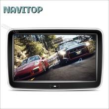 Navitop android 4.4 1366*768 dvd-плеер автомобиля подголовник Портативный автомобильный подголовник для Benz android монитор автомобилей декор(China (Mainland))
