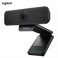 Original Logitech C925e Full HD Webcam Web Cam Usb for Laptop 1080p 30fps Camera USB 2.0 video Webcam Built in Micphone