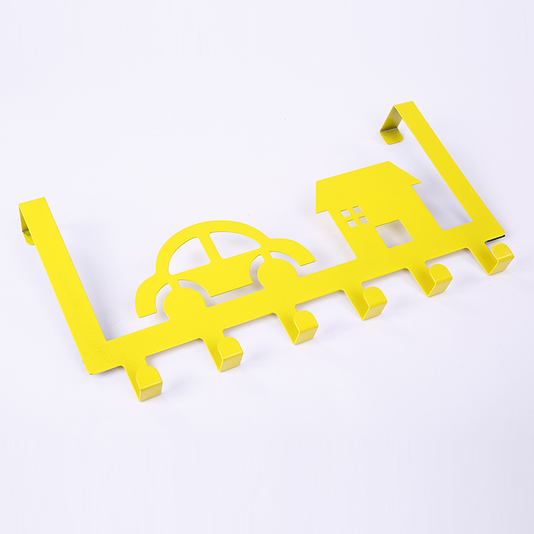 [ Fly Eagle ]Free Shipping Wholesale Hook Hanger, Handbag Bag Hook, Holder, Key Ring, Chains Yellow car and house carolines treasures kj1139sh4 lhasa apso leash holder or key hook