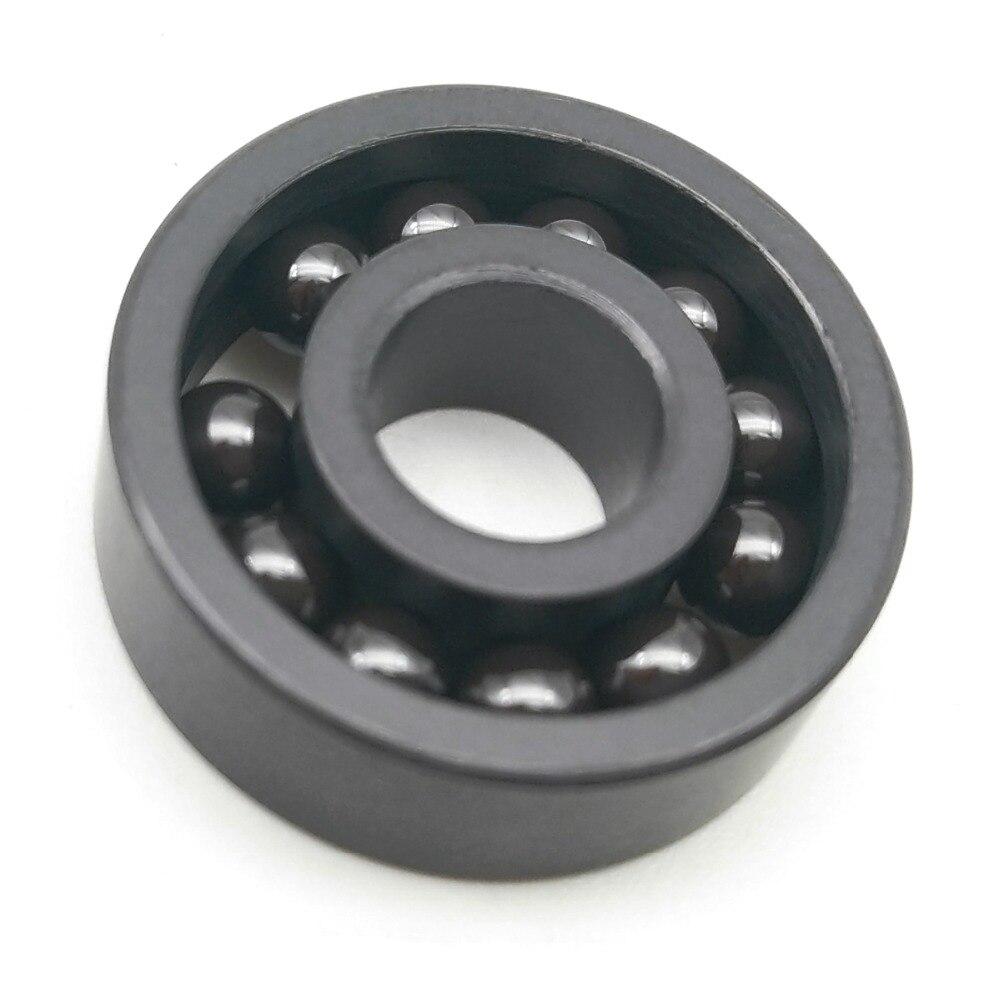 1 pièces 608 8X22X7 complet complément roulement en céramique 608CE V608CE Si3N4 roulements à billes pas de Cage Si3N4 en céramique nitrure de silicium