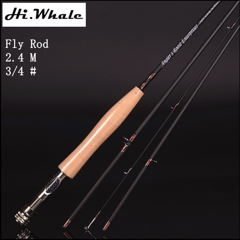 Buy hi whale high carbon fly fishing rod for Fly fishing stores