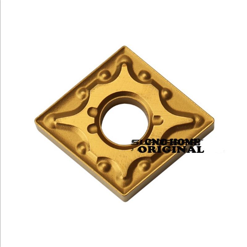CNMG120404 MA US735 CNMG120408 MA US735 original CNMG 120404 120408 insert carbide for turning tool holder