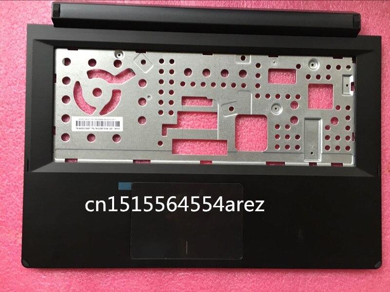 New laptop Lenovo FLEX-2-14 FLEX 2 14 black Touchpad Palmrest cover/The keyboard cover 5CB0F76756 цена