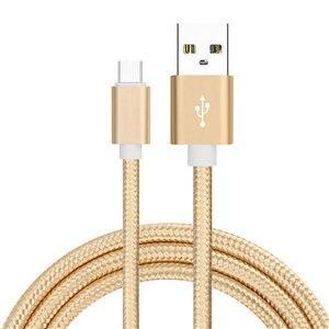 Image 3 - USB typu C Nylon szybka ładowarka przewód do huawei p9 p10 p20 mate 10 pro lite samsung Galaxy S10 S10e s8 S9 a3 a5 a7 2017