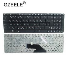 GZEELE Russian keyboard for Asus K75 K75D K75DE K75A K75V K75VJ K75WM laptop keyboard RU layout black