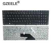 GZEELE Russische tastatur für Asus K75 K75D K75DE K75A K75V K75VJ K75WM laptop tastatur RU layout schwarz-in Ersatz-Tastaturen aus Computer und Büro bei
