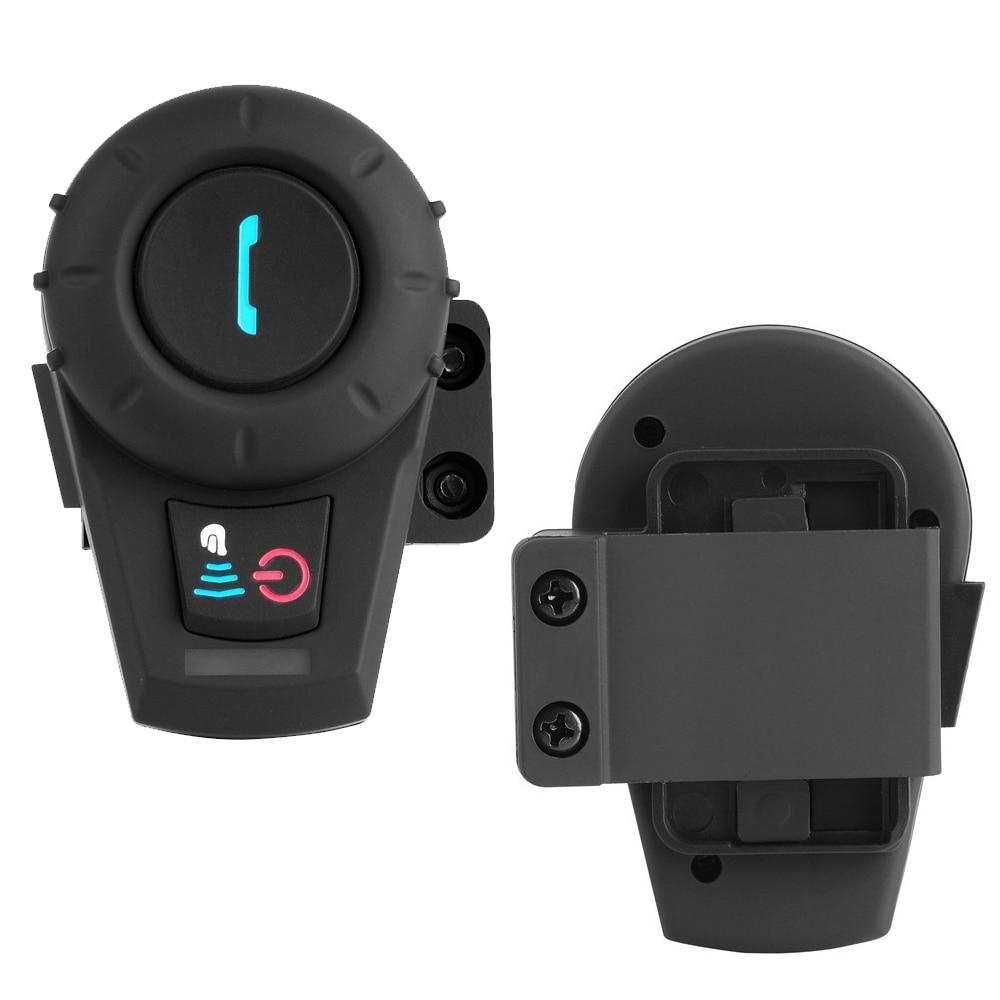 2PCS Freedconn FDC-01VB Bluetooth Motorcykel Interphone med FM Fuld - Motorcykel tilbehør og dele - Foto 6